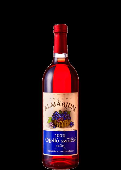 Agárdi Almárium Otelló szőlőlé 0,75 l