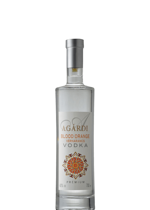 Agárdi Vérnarancs Vodka