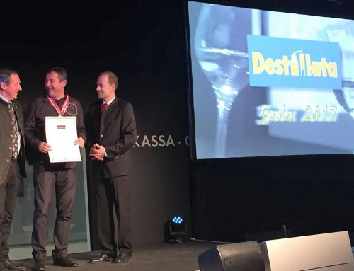 Destillata 2017 – Nyolcszoros Nemzetgyőztes az Agárdi Pálinkafőzde